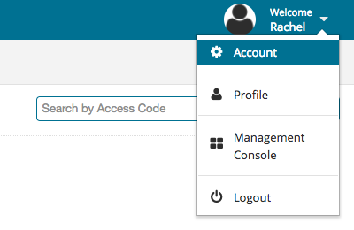 Accessing account information in MagicBox