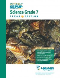 Texas Science Grade 7 Texas Edition Student Book