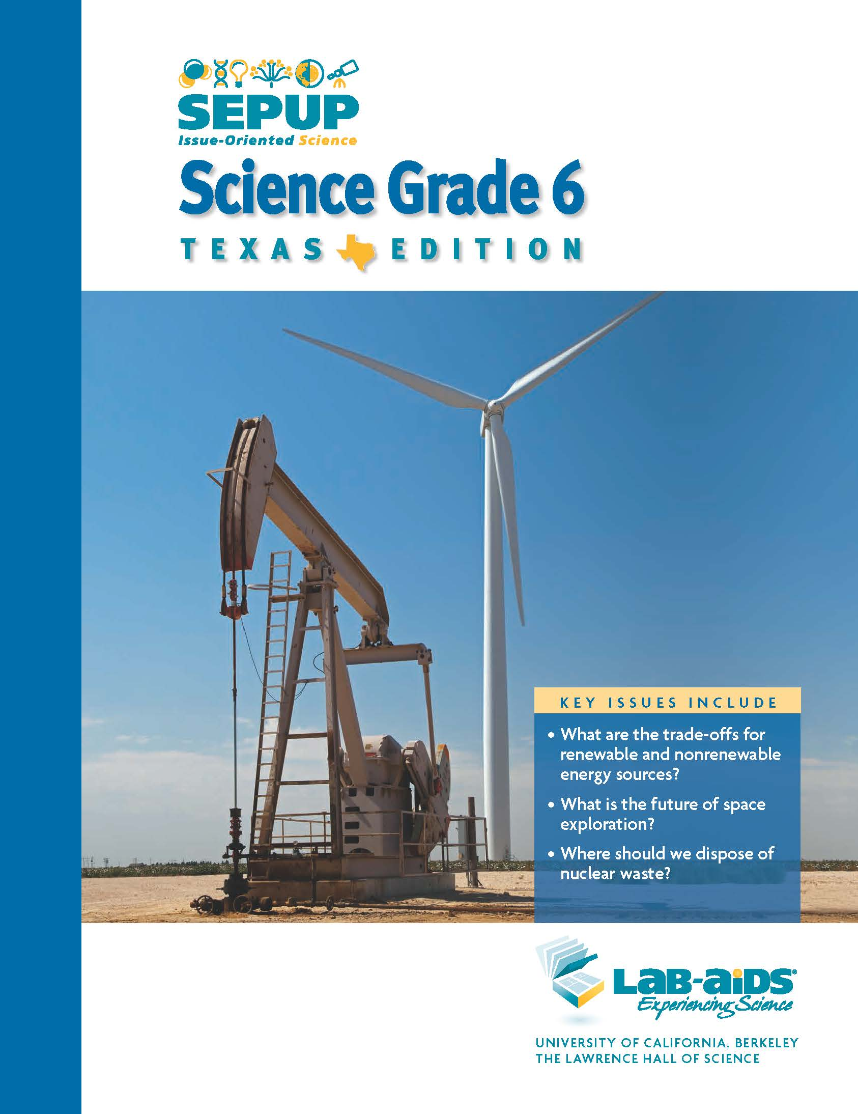 Texas Science Grade 6 Texas Edition Student Book