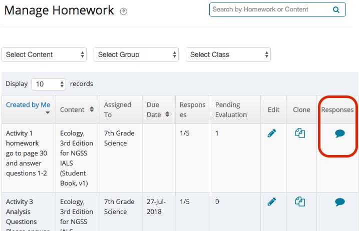 How Do I Grade A Homework Assignment Lab Aids